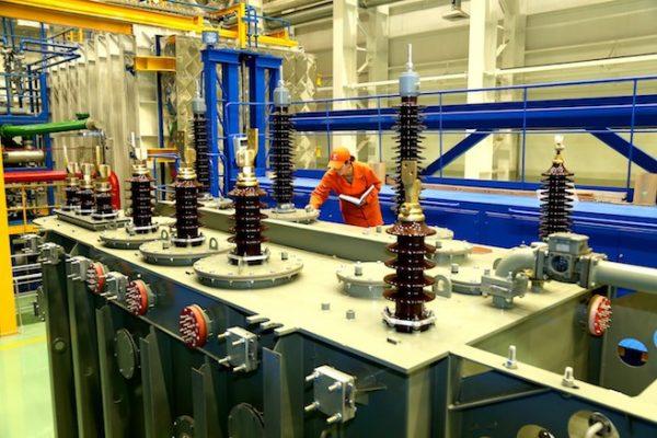 Силовые трансформаторы 330-110-35-10-6кВ