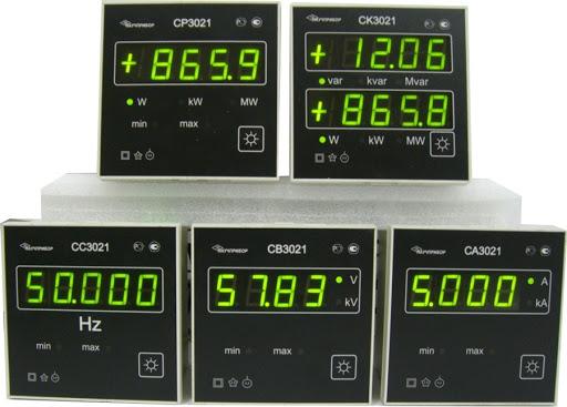 Цифровые электроизмерительные приборы